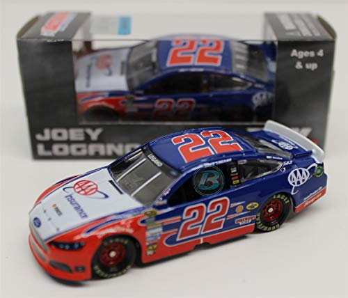 Lionel Racing Joey Logano #22 AAA Insurance 2015 Ford Fusion 1:64 Scale Arc Hoto Offical Diecast of Nascar Vehicle