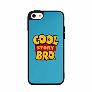 Cool Story Bro - TPU Rubber Silicone Phone Case Back Cover iPhone 5 5s