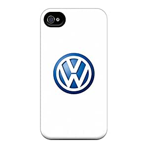 Iphone 6 RhT9267GpUw Customized Vivid Vw Logo Pictures Shock Absorbent Hard Phone Cases -JoanneOickle
