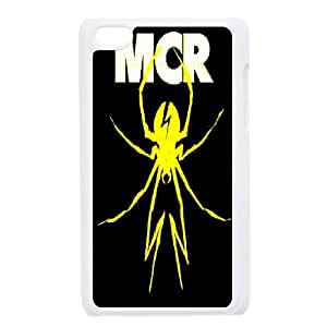 Popular Music Band My Chemical Romance Pattern Productive Back Phone Case FOR IPod Touch 4th -Style-17