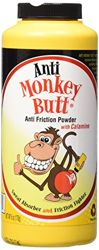DSE Healthcare Solutions Anti-Monkey Butt Body Powder
