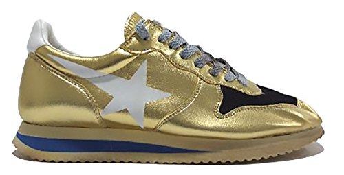 GOLDEN GOOSE Zapatillas Para Mujer Dorado Dorado