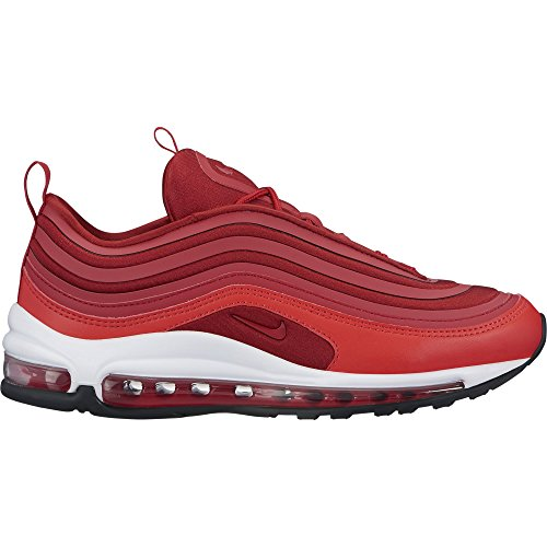 Nike Gym de '17 Red Rouge W Air Speed 97 Gymnastique Chaussures Max UL Black 601 Red Femme Nero r7nArpOqw
