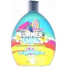 Summer Girl Bronzer Dark Indoor Tanning Lotion By Tan Asz U Tan Inc. by TAN