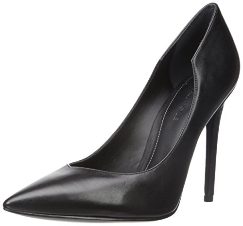 Kendall + Kylie Donna Abi Dress Pump In Pelle Nera