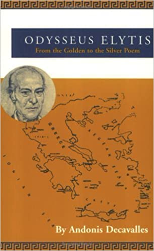 Book Odysseus Elytis: From the Golden to the Silver Poem by Andonis Decavalles (1994-04-01)