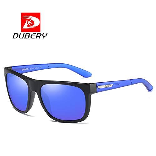 YEZIJIN DUBERY Men's Polarized Sunglasses Outdoor Driving Men Women Sport Glasses New