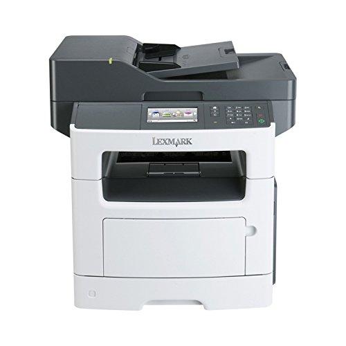Lexmark MX511DE Black-and-White All-In-One Printer Gray/White 35S5703