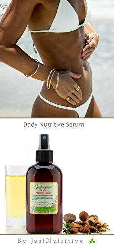 41LM2yUz0pL - Body Nutritive Serum | Best Skin Care Moisturizer | Best Way To Achieve That Golden Sun Kissed Tan | Get the Best Looking and Feeling Skin Ever | 13 Skin Loving Ingredients