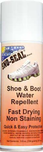 (Atsko Sno-Seal Shoe and Boot Water Repellent Aerosol (8-Fluid Ounce))