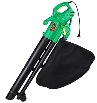 iWork L-80-244 - Soplador/aspirador de jardín (2600W)