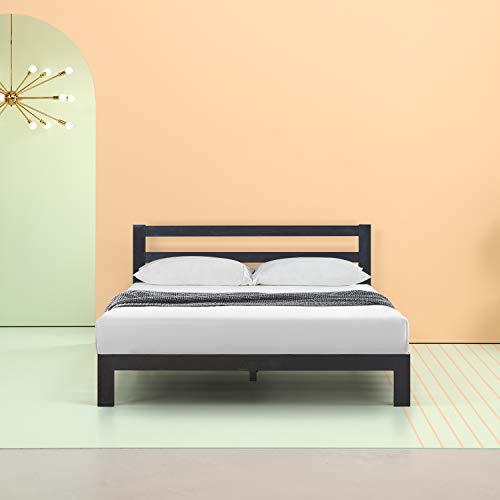 Zinus Arnav Modern Studio 10 Inch Platform 2000h Metal Bed