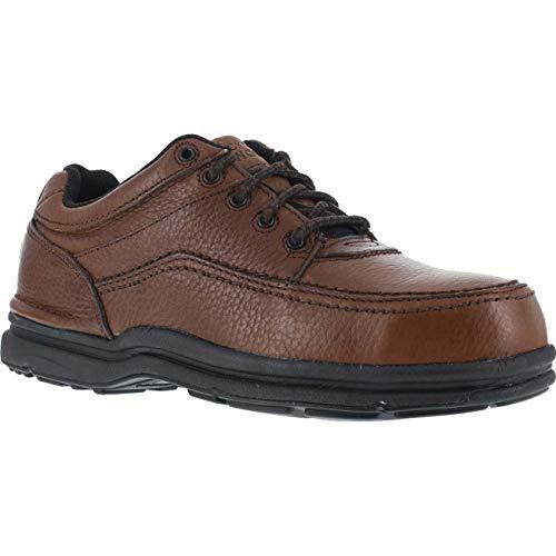 Rockport Work Men's RK6762 Work Shoe,Brown,11 W US ()