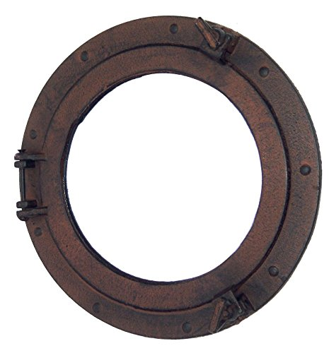 41LM4MVpYpL Best Porthole Mirrors For Nautical Homes