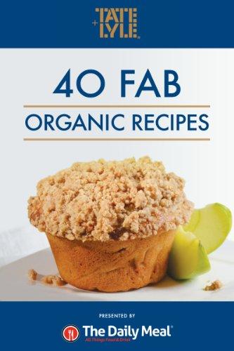 40 Fab Organic Recipes sponsored by Tate & Lyle