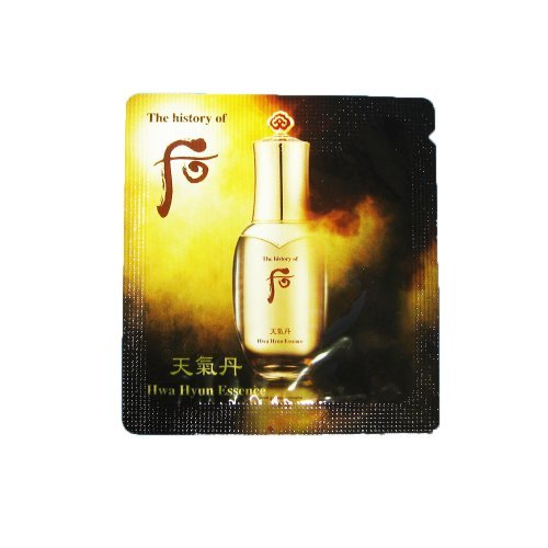 60X The History Of Whoo Sample Hwa Hyun Essence 1 ml. Super Saver Than Normal Size For Sale