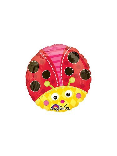 Mayflower BB017964 Ladybug Balloon by Mayflower Products