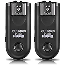 YONGNUO RF-603C-II-C3 Wireless Remote Flash Trigger Kit for Canon 1D 5D 7D 10D 20D 30D 40D 50D