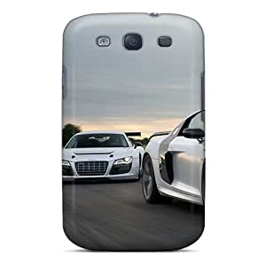 Galaxy S3 Case, Premium Protective Case With Awesome Look - Audi R8