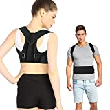 Back Posture Corrector, Back Brace for Women and Men, Adjustable Spine Support Brace
