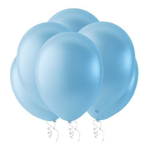 Newborn Boy Balloons Bouquet - Celebrity 9