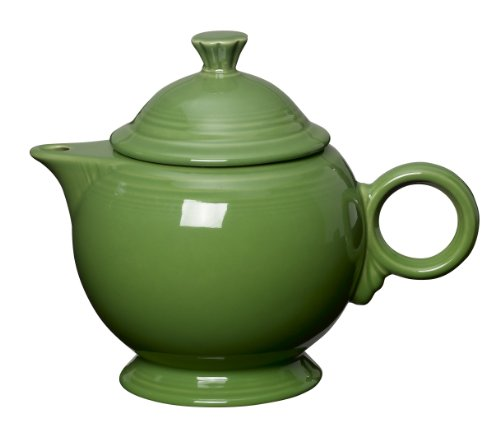 Fiesta 44-ounce Covered Teapot, Shamrock