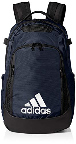 (adidas 5-Star Team Backpack, Collegiate Navy, One Size)