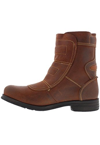 Fly London Womens Seli 700 Brown Leather Boots 40 EU