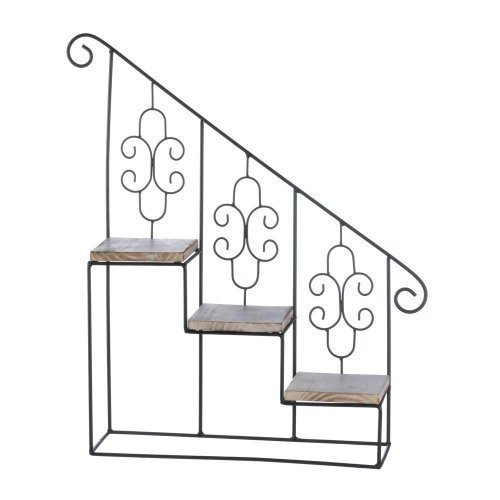 KOEHLER Black Staircase Wall Display