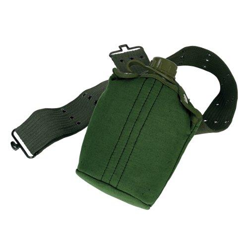 Wenzel 50210 Cantimplora, color verde militar