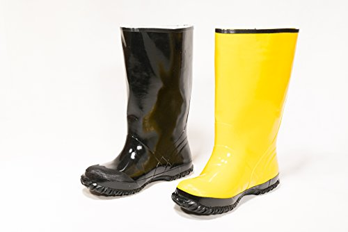 Waterproof Natural Rubber Boot - 6