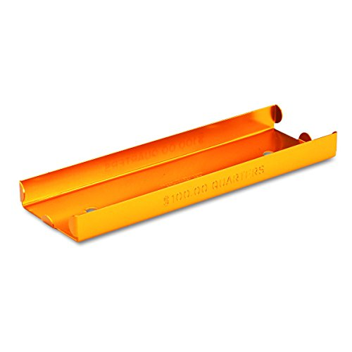 MMF Industries Aluminum Coin Tray - Orange, 1 Each (211012516)