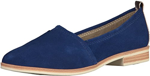 Tamaris 1-24205-28 Womens Loafers BLAU
