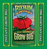 FoxFarm FX14009 5-Gallon FoxFarm Grow Big Liquid Concentrate 6-4-4