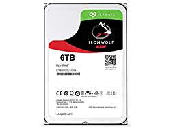 Image of the product Seagate 6TB IronWolf NAS that is listed on the catalogue brand of Seagate.