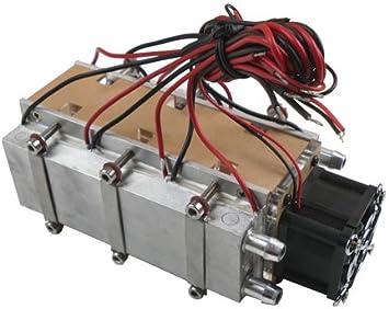 Sistema de refrigeración con Peltier 6 celdas: Amazon.es ...