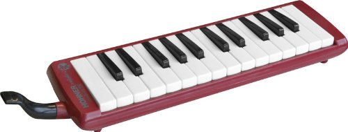 Hohner S32R - Red Student Melodica by Hohner Accordions