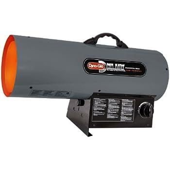 Dyna-Glo RMC-FA125DGD 70,000 - 125,000 BTU Liquid Propane Forced Air Heater
