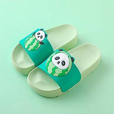 NADARDA Colorful Fruit Boys Girls Slide Sandals Non-Slip Summer Beach Pool Bath Slippers Toddler//Little Kid