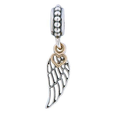 Angel Wing Dangle (PANDORA Love & Guidance Angel Wing Dangle 791389)