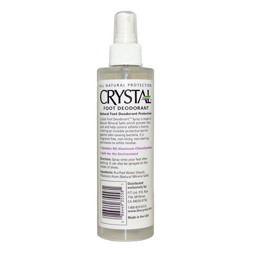 Crystal Foot Deodorant Spray Unscented product image