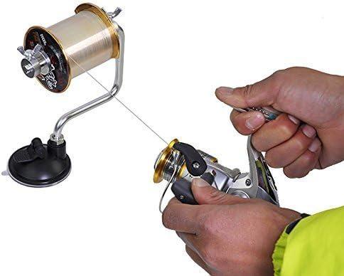 Fishing Reel Line Winder Spooler Spooling Winding System for Spinning Casting-US