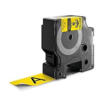 DYMO 1805436 cinta para impresora de etiquetas Vinilo, Caja, B/élgica Cintas para impresoras de etiquetas