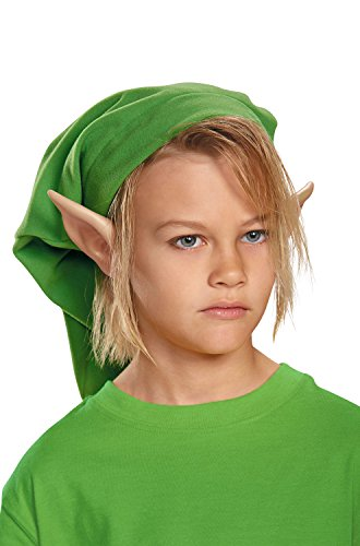 Link Hylian Child Ears Costume - http://coolthings.us