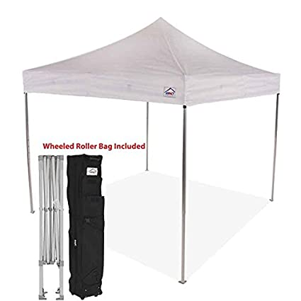wholesale dealer 2873d 78677 Amazon.com: 10x10 EZ Pop Up Canopy Tent Wedding Heavy Duty ...