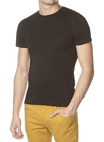 shirt Tebasic Uomo Celio Nero noir T 67q4WwFfn