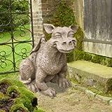 Drachen Gartenfigur & Steinfigur