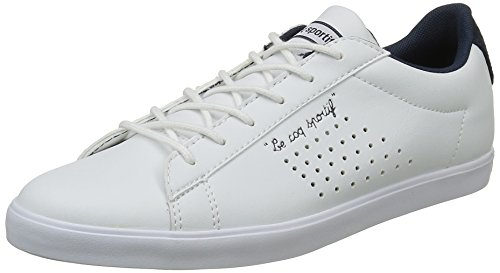 Blanc Lo Feminine Coq Femme Dress Basses White Baskets Sportif Agate Le Optical Ww8qtCxpAq