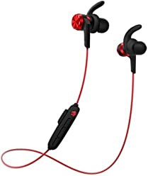 1MORE iBFree IPX6 Waterproof 8 Hours Battery Bluetooth Sports Earphone with Mic (Red)