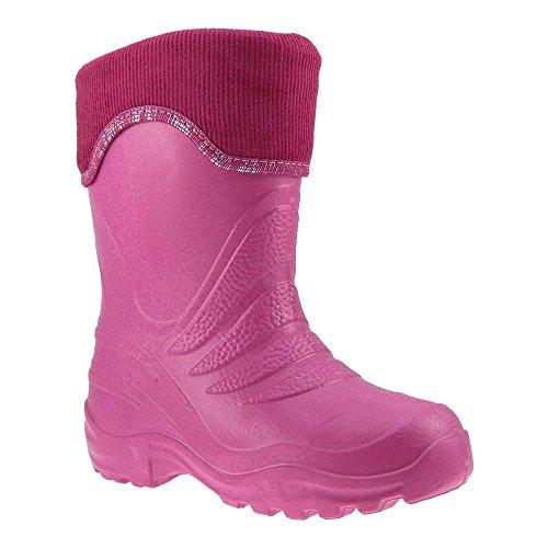 Kinder Regenstiefel pink Gr.30/31